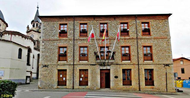 Ruiloba, casa consistorial