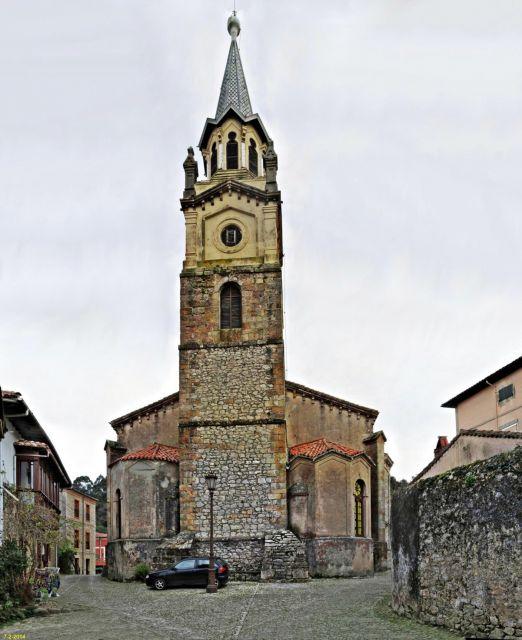 Iglesia de la Asunción en Ruiloba