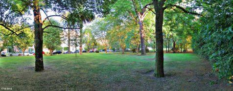 Parque del Balneario en Solares