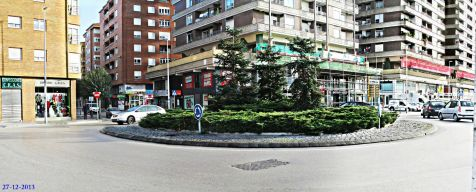 Calle Teodoro Calderón. Torrelavega