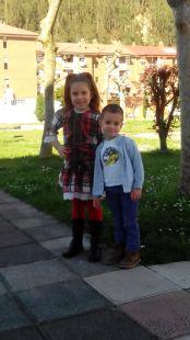 Cumpleaños de Celia y Ciro