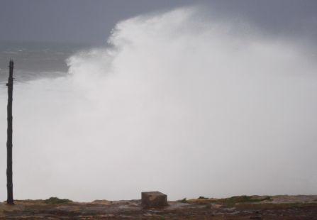 Bolao, Cóbreces, tormenta de febrero 2014