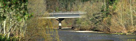 El rio Pas en Vargas