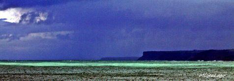 El mar cántabro y sus colores