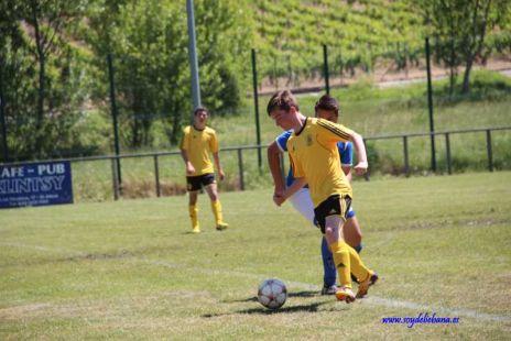 Ascenso a segunda categoría del fútbol juvenil