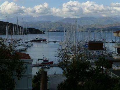 A orillas del Mediterraneo. Turquia