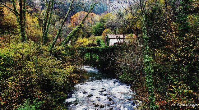 Rincón del interior de Cantabria, perdida por paisajes