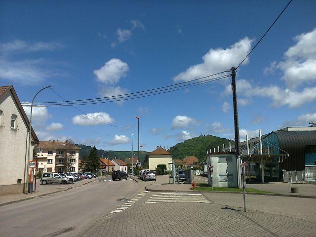 LA BROQUE. En Alsacia