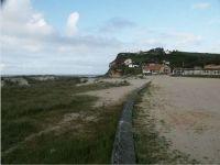 Playa de Cóbreces. Antaño