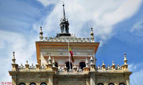 Academia de Caballeria, detalles. Valladolid