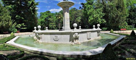 Fuente de la Fama. Valladolid. Detalles