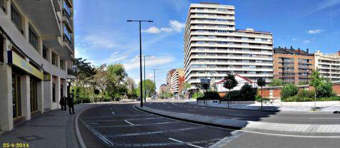 Valladolid. Paseo Isabel la Católica