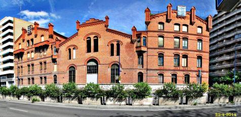 Antiguo edificio de la luz. Valladolid