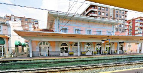 Estacion de FEVE