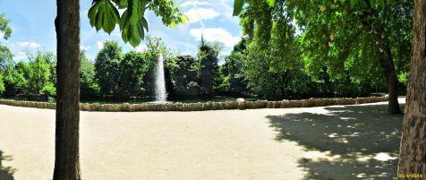Valladolid, parque de Campo Grande