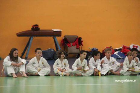 Campeonato amistoso de taekwondo