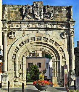 Aguilar de Campoo.Palacio  Villatorre
