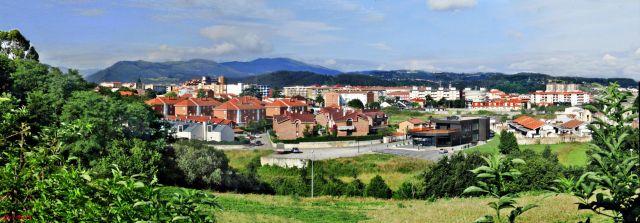 Torrelavega. Barrio Miravalles