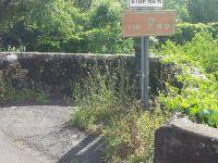 Deterioro del Puente de Piedra en Arce de 1.585