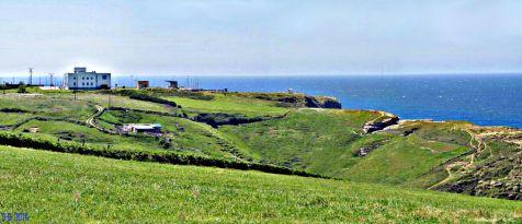 Cueto desde el Faro de Santander