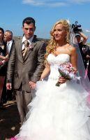 Cristian y Verónica muchas felicidades. Os queremos