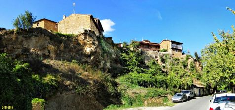 Orbaneja del Castillo. Burgos