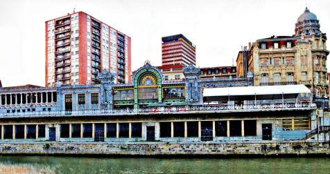 Estación de Abando. Bilbao