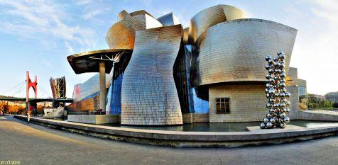 Museo Guggenheim. Bilbao