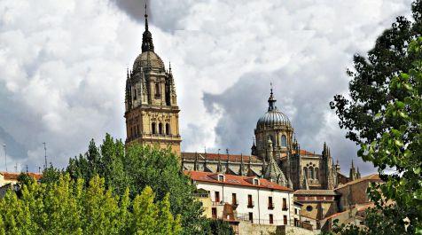 Salamanca. La Catedral