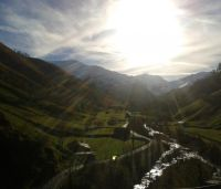 Valle del Miera, San roque