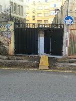 Entrada del Colegio Quinta Porr�a