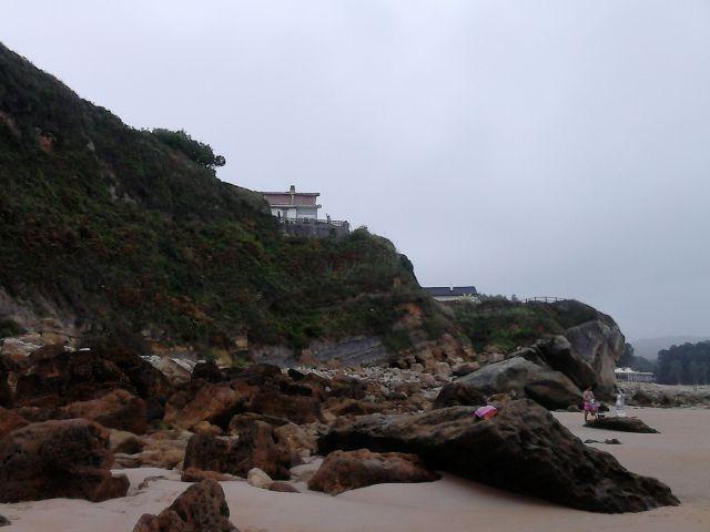 Playa de COBRECES