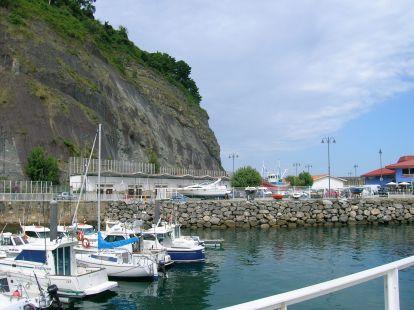 Por tierras  asturianas. Puerto de Lastres