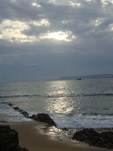 El vaivén de las olas