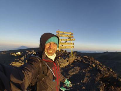 Pico Uhuru - Kilimanjaro